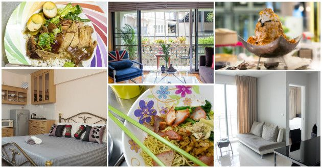 12 Best Bangkok Airbnb Apartments Perfect For Foodies