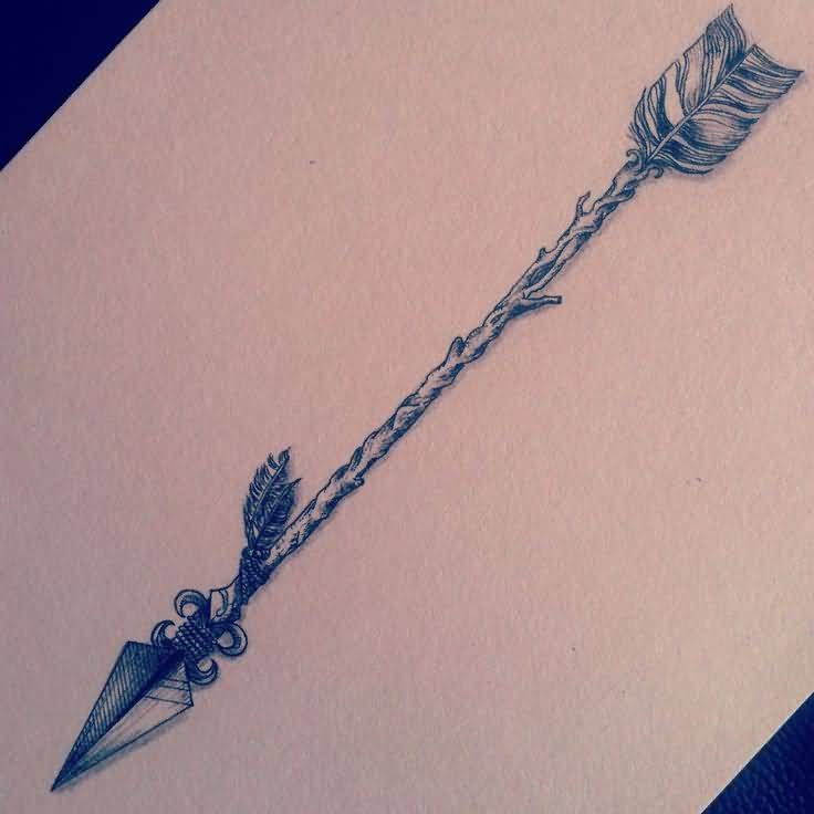 Learn more about  (ninety one  tattoos) Superior Arrow Tattoo Designs – Arrow Tattoos    - Web page three