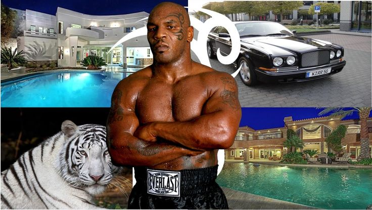 🌟Mike Tyson🌟 ||Biography ,Net worth of Mike Tyson ● House ● Car ● Pet ● ...