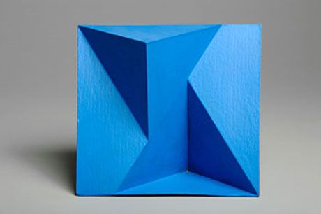 George Meyrick Maquette for Testing the Systems 1991 – 2003 Painted card