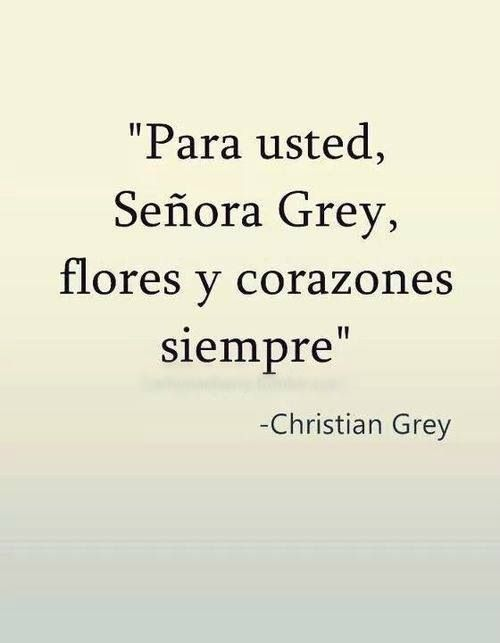 Oh... Maldito Christian Grey ♥