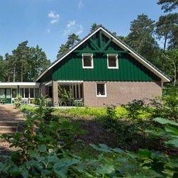 Groepsaccommodatie, van Hoeve tot Blokhut in het bos