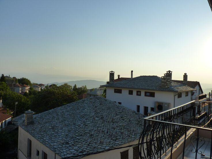 Με θέα στον Παγασητικό Κόλπο!  www.archontiko-kleitsa.gr  www.facebook.com/archontikoKleitsa