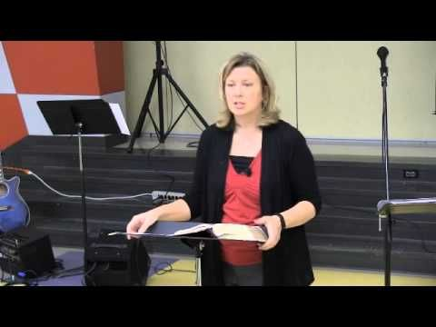 ▶ Sermon 5/24/2015 - Heather Hughes on Prayer - YouTube