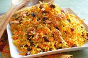 Polo Havich (Arroz con zanahoria)+video