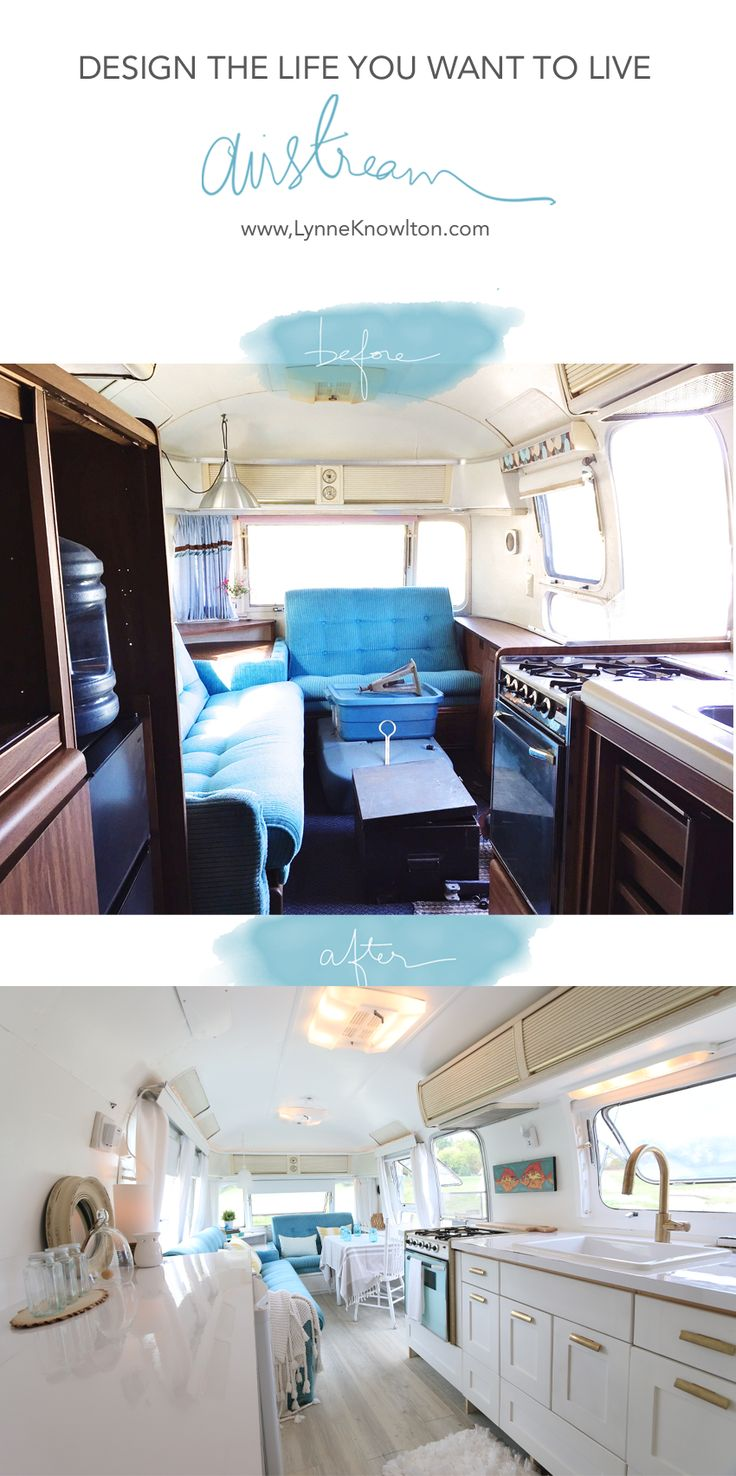 582 best Airstream Interiors images on Pinterest | Mobile home ...
