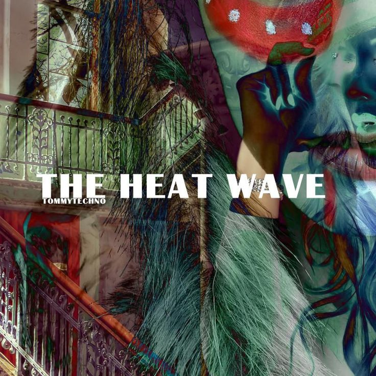 "Check out my new single ""The Heat Wave"" distributed by DistroKid and live on Amazon!"