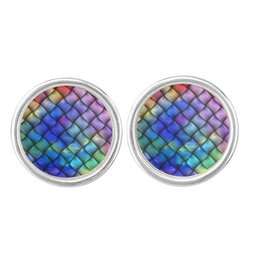 Rainbow optical illusion - the #woven effect is something different