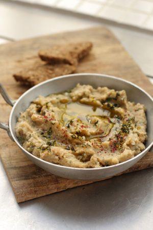 Easy To Make Vegan Ganoush Gluten Free Appetizer