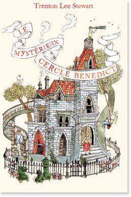 Le mysterieux cercle Benedict le livre