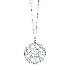 Tiffany Marrakesh Dome Pendant #tiffany #Necklace #fashion #pretty