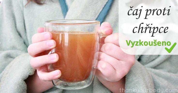 Vyzkoušený čaj proti chřipce s chilli a zázvorem | Čarujeme