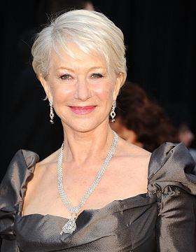Helen Mirren: yes!