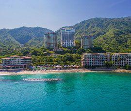Gallery Garza Blanca Resort Puerto Vallarta