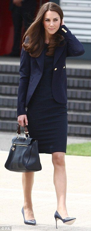 Oh Kate, I love your classic preppy looks.