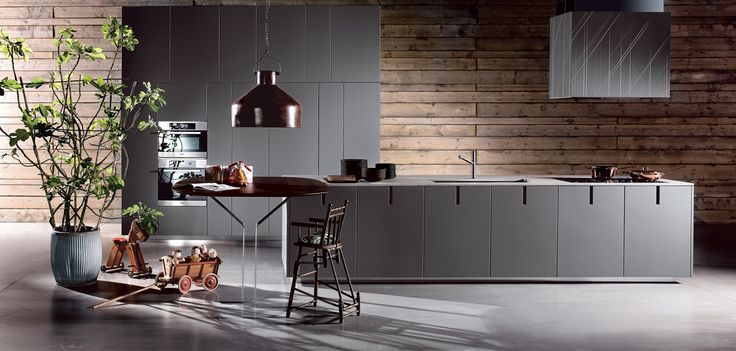 Clean Lines and lovely neutral colours. #Rossanna from #Eurocasa