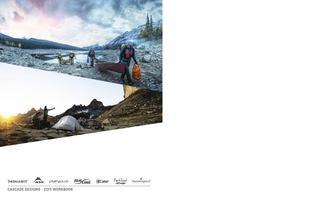 Cascade Designs 2015  Vybavení pro kempink - vařiče, nádobí a stany MSR, karimatky Thermarest, vodní filtry a láhve Platypus, vodotěsné vaky a brašny SealLine