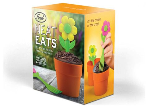 Neat Eats - Flower Cupcakes eclectic-baking-tools