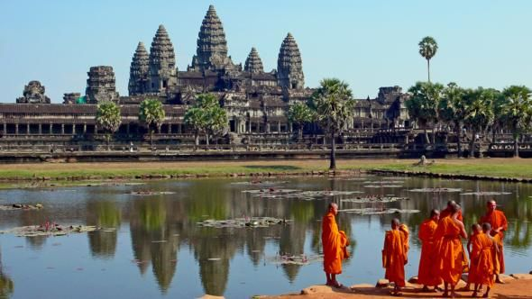 Angkor, Cambodia | Best places in the World