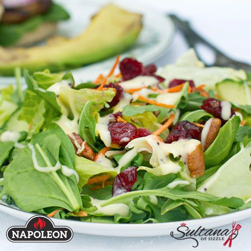 Creamy Onion Poppyseed Dressing Perfect On Spinach Salad