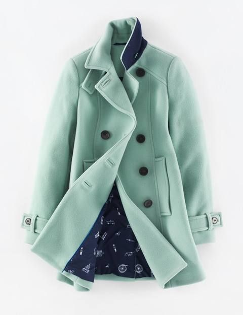 ledbury pea coat