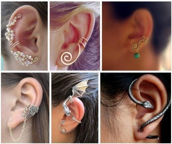 Extrém fülbevalók... *-*