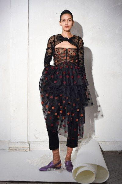 Isa Arfen Fall 2017 Ready-to-Wear Collection Photos - Vogue