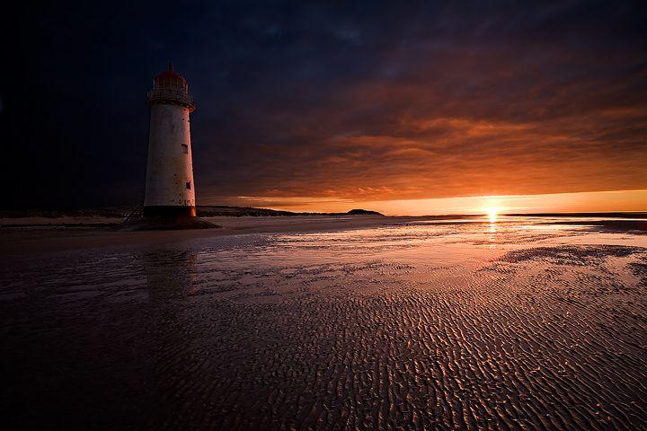 Lighthouse Dawn.