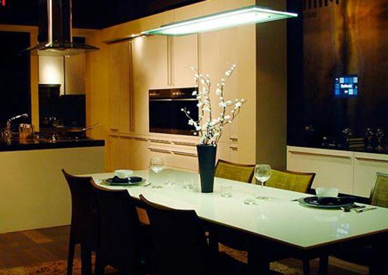 Modern Dining Room Lighting Ideas