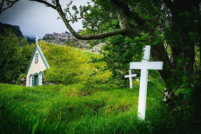 . . . #house #cemetery #grass #memories #icelandair #iceland #island #trip #love #nature #lovenature #roundtrip #explore #instagram #instadaily #instagood #nikon #nikonphotography #nikonphoto #from #ostrava #ostracity #by #janjasiok