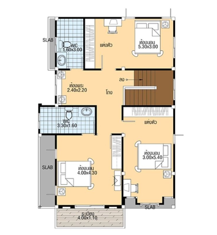 house design 3d 8x12 with 4 bedrooms  house design 3d  4