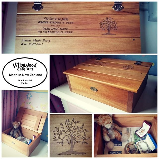 Childrens Treasures - VillaWood Creations