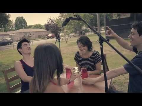 CUPS!! - Pitch Perfect - Sam Tsui, Alex G, Kina Grannis, Kurt Schneider - YouTube - Incredible!