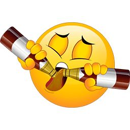 Mad Drinking Emoticon | monkey | Pinterest | Funny ...