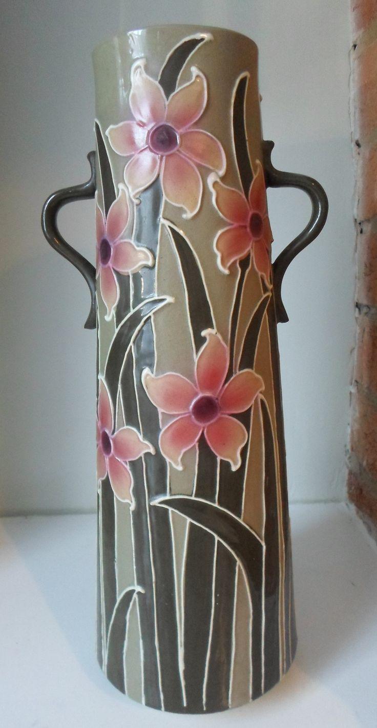 59 best frederick alfred rhead images on pinterest art director frederick rhead foley urbato daffodil tall vase 4056 reviewsmspy