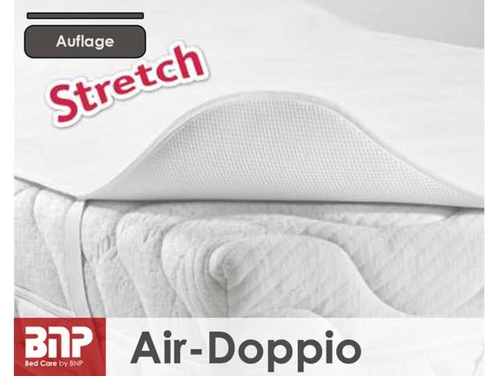 Bnp Brinkmann Air Doppio Stretch Molton Matratzen Auflage 100x200 Cm Stretches
