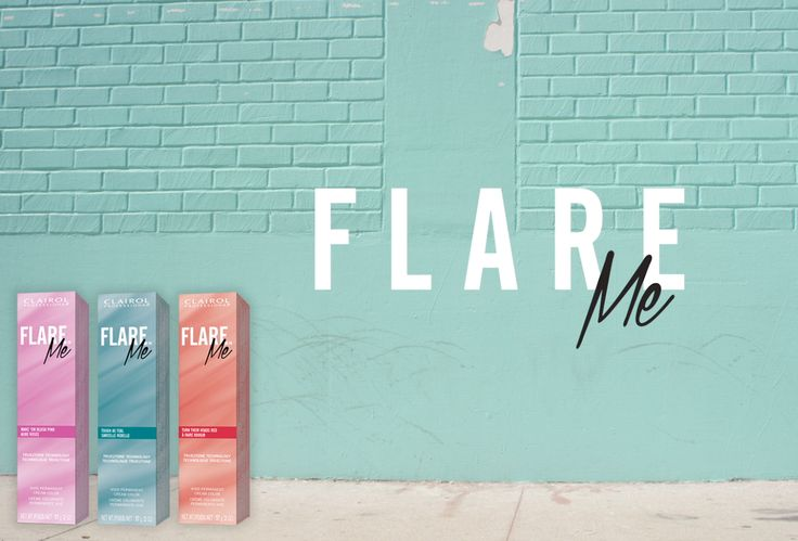 Express yourself with a bright new shade from Clairol Professional Flare Me. They're BOGO 50% Off and give you 5 weeks of glorious, commitment-free color.