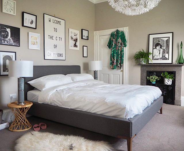 海外インテリア実例50選 キッチンから寝室まで人気のお部屋をご紹介 Folk インテリア 部屋 海外インテリア ベッドルーム