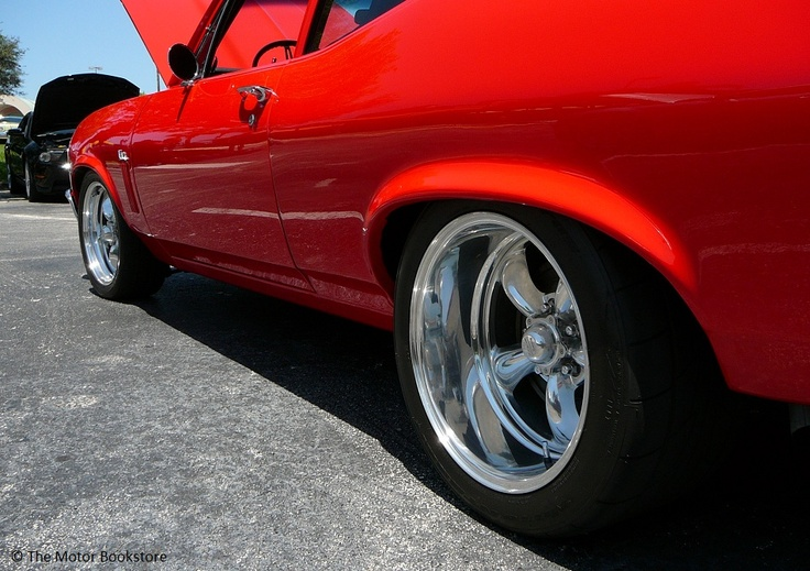 Nova ss hooters and hot rods sanford fl may 20 2012 photo by