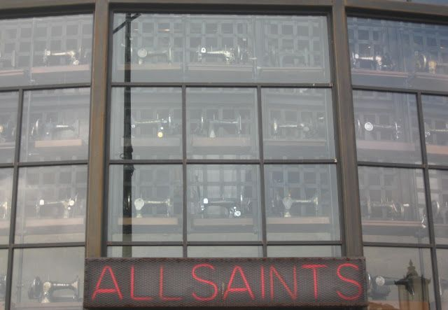 A closer look at All Saints
