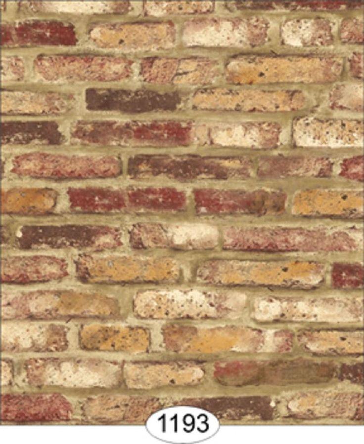dollhouse wallpaper flooring and brick - photo #19
