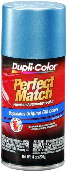 GM Metallic Medium Maui Blue Auto Spray Paint - 23 1988-1993: Dupli-Colors Metallic Medium Maui… #AutoParts #CarParts #Cars #Automobiles