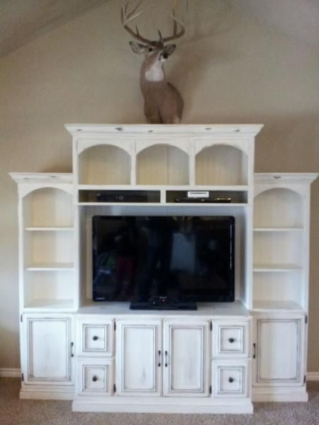 Entertainment Center Plans Ana White Woodworking