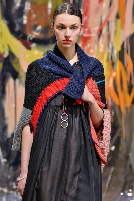 Daniela Gregis Automne/Hiver 2015, Womenswear - Défilés (#21071)