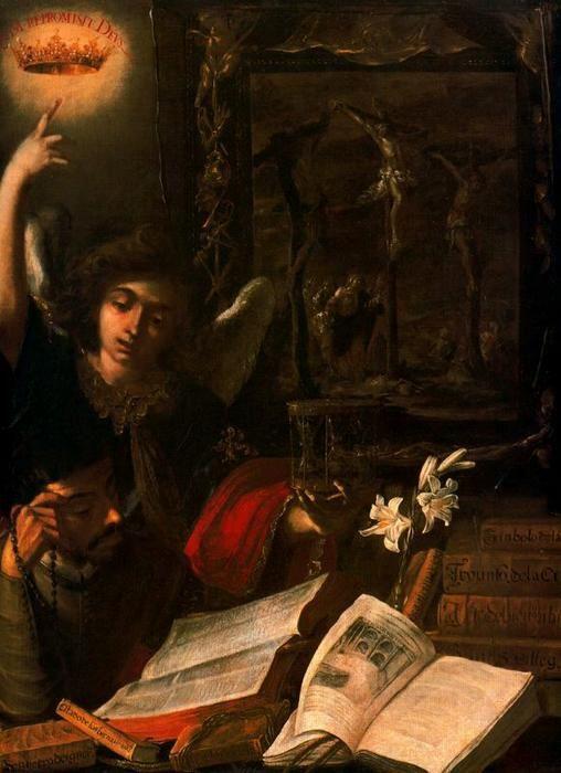Juan de Valdés Leal - Alegoría de la Salvación - 1660
