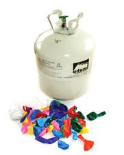 "DISPOSABLE HELIUM GAS CYLINDER CANISTER FOR 50 X 9"" BALLOONS- NEW"