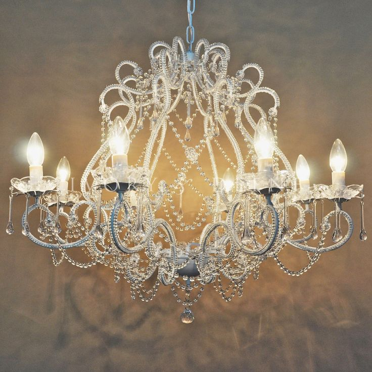795 best CHANDELIERS images on Pinterest | Crystal chandeliers ...