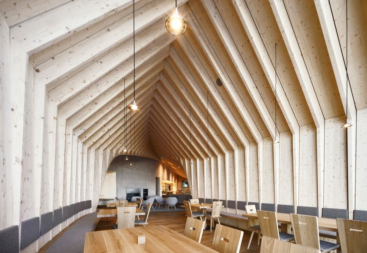 Gallery of Oberholz Mountain Hut / Peter Pichler Architecture + Pavol Mikolajcak - 4