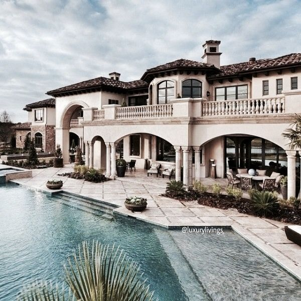 Home Pool House Luxury Dream House Luxury Homes Mansions
