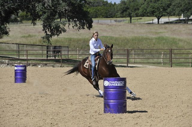 Home | Training Barrel Horses